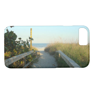 Beach Access iPhone 7 Case