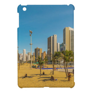 Beach and Buildings of Fortaleza Brazil iPad Mini Cover