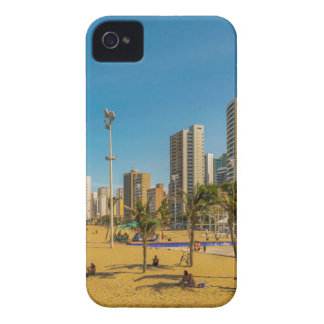 Beach and Buildings of Fortaleza Brazil iPhone 4 Case-Mate Case