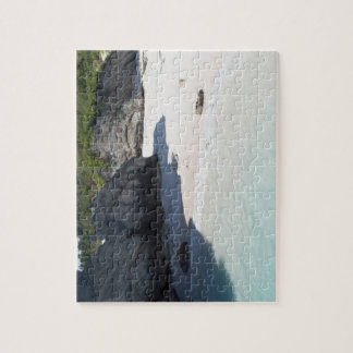 Beach and Cliffs Puzzle