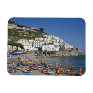 Beach at Amalfi, Campania, Italy Magnet