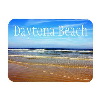 Beach at Daytona Beach, Florida Magnet