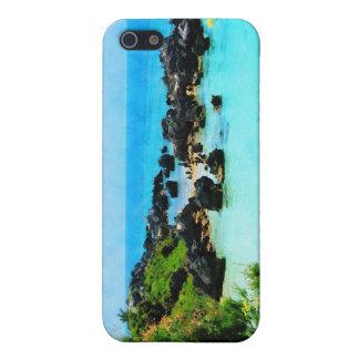 Beach at St. George Bermuda iPhone 5 Cover