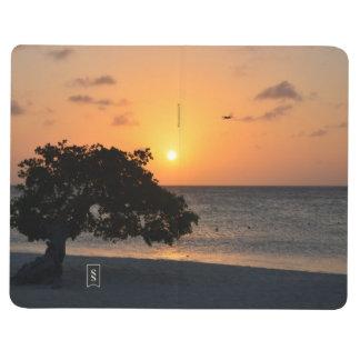 Beach at Sunset Journals