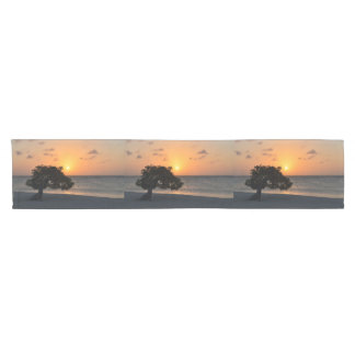 Beach at Sunset Short Table Runner