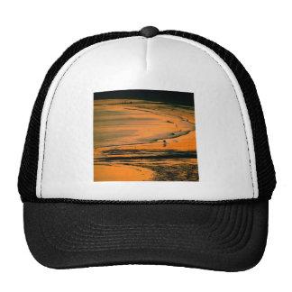 Beach Aubins Bay Jersey Channel Islands Mesh Hat