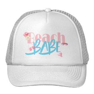 Beach-Babe.gif Trucker Hat