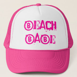 Beach Babe Hat