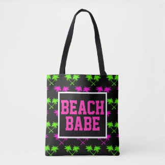 Beach Babe PTF Tote Bag