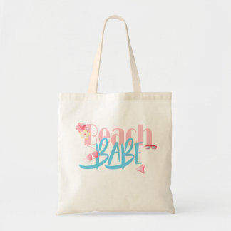Beach-Babe Tote Bag