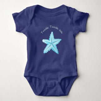 Beach Baby Clothing- Nautical Baby Bodysuit