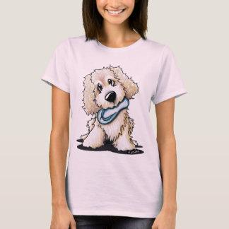 Beach Baby Doodle Dog T-Shirt