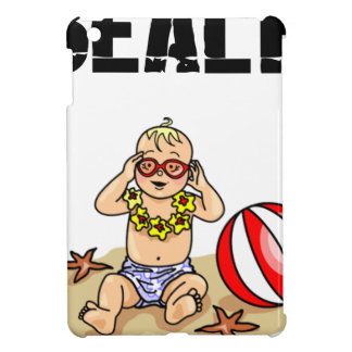 Beach Baby iPad Mini Case