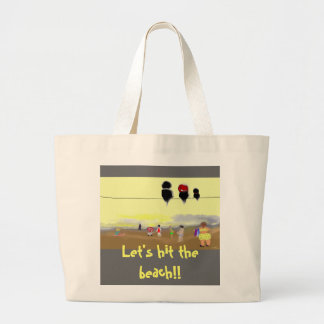 Beach Bag Jumbo Tote