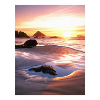 Beach Bandon Letterhead