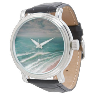 beach,beach wave,wave,waves,beach waves,surfing wrist watch