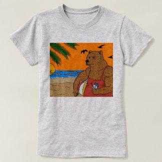 Beach Bear T-shirt