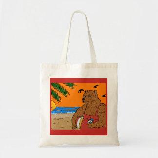 Beach Bear Tote