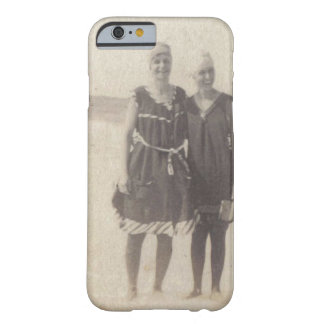 Beach Beauties 1920s Vintage Photograph Barely There iPhone 6 Case