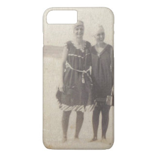 Beach Beauties 1920s Vintage Photograph iPhone 7 Plus Case