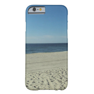 Beach Beauty Barely There iPhone 6 Case