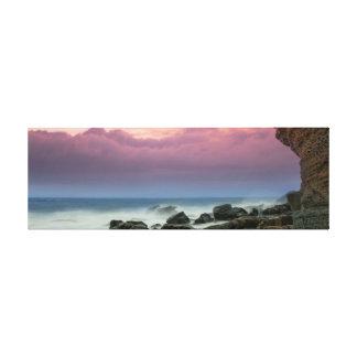 Beach Beauty Canvas Print
