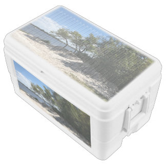 Beach Beauty Chest Cooler