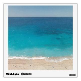 Beach Beauty Wall Sticker