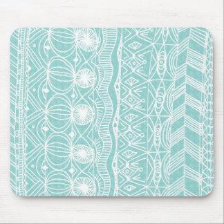 Beach Blanket Bingo Mouse Pad