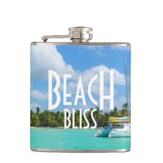 Beach Bliss Getaway Flask