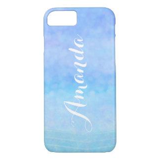 beach blue iPhone 7 case