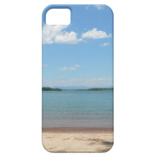 Beach Blue Sky iPhone 5 Cases