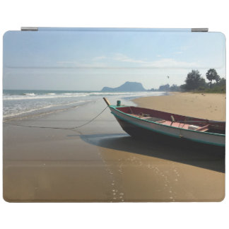 Beach Boat iPad Cover