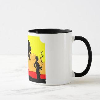 beach bot mug