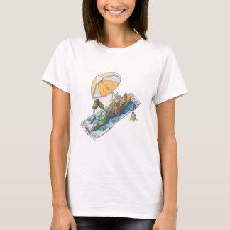 Beach Bot T-Shirt