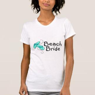 Beach Bride (Beach Wedding) Tshirts