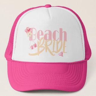 beach-Bride.gif Trucker Hat