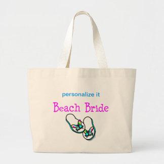 Beach Bride Tote