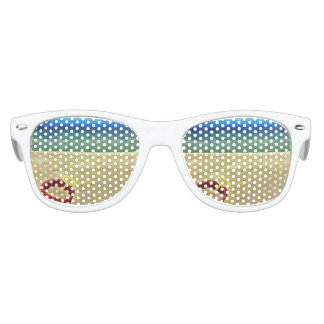 Beach Bucket Shades Party Sunglasses