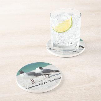 Beach Buddies Beverage Coasters