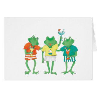 Beach Buddies Card
