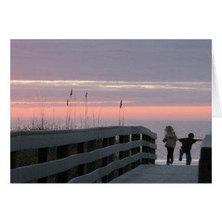 Beach Buddies Friends Card