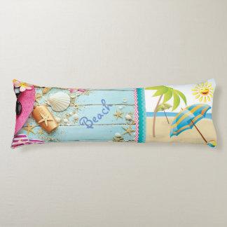 Beach Bum - Body Pillow