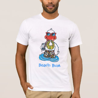 Beach Bum Duck T-Shirt