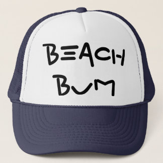 Beach Bum Hat