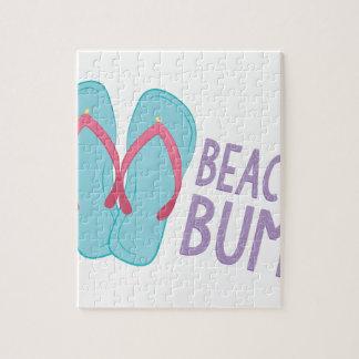 Beach Bum Jigsaw Puzzle