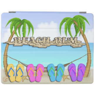 Beach Bum Magnetic iPad 2/3/4 Cover iPad Cover
