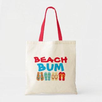 Beach Bum Summer Flip Flops Bag