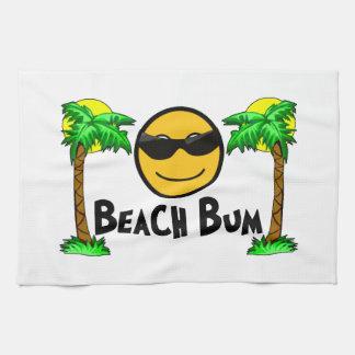 Beach Bum Sunshine & Palm Trees Towels