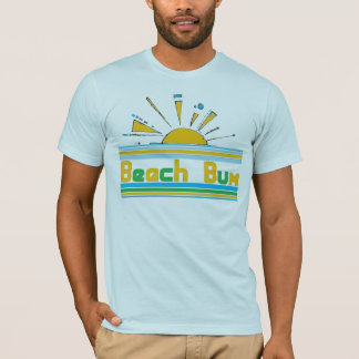 Beach BUm [] T-Shirt
